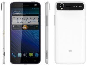 ZTE Grand S: lanzamiento del teléfono inteligente full-HD de 5 pulgadas más delgado del mundo con procesador de cuatro núcleos
