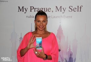 ZTE Nubia My Prague: se presenta el teléfono más delgado de la compañía