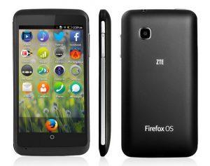 ZTE Open C con Firefox OS 1.3 lanzado por $ 99