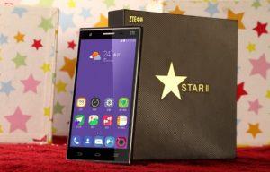 ZTE Star 2 con procesador Snapdragon 801 anunciado en China