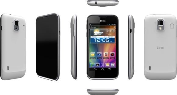 ZTE anuncia el teléfono inteligente ICS Android Grand X LTE (T82)