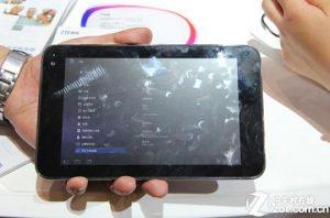 ZTE tiene una tableta Tegra 3 Quad-Core bajo la manga