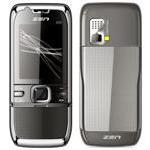 Zen Mobile lanza su primer teléfono deslizante S10