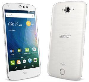 Acer lanza teléfonos inteligentes Liquid Z530 y Z630s enfocados en selfies en India