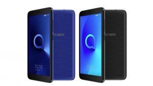 Alcatel 1 se vuelve oficial con Android Oreo (Go Edition) y pantalla de 5 pulgadas 18: 9