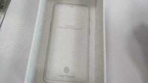 La supuesta caja minorista de OnePlus 6T filtrada en línea muestra una muesca de gota de agua y un escáner de huellas dactilares en pantalla