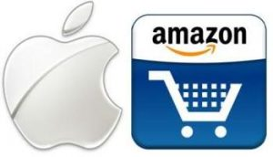 Apple ahora demanda a Amazon por su App Store
