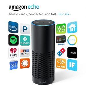 Amazon puede lanzar Amazon Echo con Alexa en India este año
