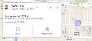 El Administrador de dispositivos Android para controlar su dispositivo de forma remota se vuelve funcional