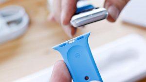 Cómo cambiar las correas del Apple Watch