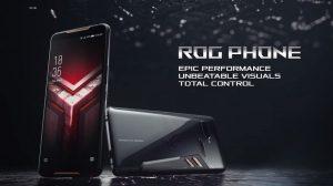 ASUS ROG Phone se lanzará en India en el tercer trimestre de 2018, confirma el CEO Jerry Shen
