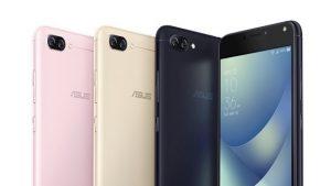 ASUS ZenFone 4 Max Pro se vuelve oficial con cámaras traseras duales y batería de 5000 mAh
