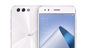 ASUS ZenFone 4 recibe la actualización de Android 8.0 Oreo