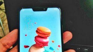 La supuesta imagen en vivo de ASUS ZenFone 5 filtrada en línea muestra un iPhone-X como una muesca