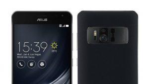 ASUS ZenFone AR con Daydream VR, soporte Tango AR y 8 GB de RAM lanzado en India por ₹ 49,999