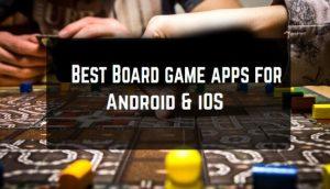 Las 8 mejores aplicaciones de juegos de mesa para Android y iPhone