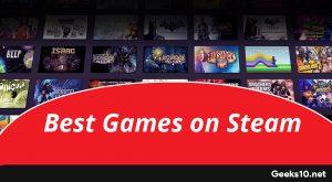 Los mejores juegos GRATIS en Steam para 2021