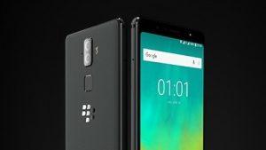 BlackBerry Evolve con pantalla de 5,99 pulgadas y batería de 4000 mAh saldrá a la venta en India a partir del 10 de octubre