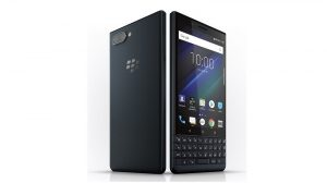 BlackBerry KEY2 LE se vuelve oficial con Snapdragon 636 SoC, teclado QWERTY físico y cámaras traseras duales