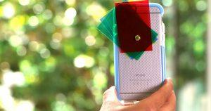 Lentes y filtros de cámara de teléfono DIY