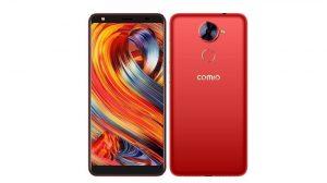 COMIO X1 lanzado en India con pantalla 18: 9 de 5.5 pulgadas, cámara de 13 MP y Dual 4G VoLTE