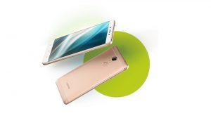 Coolpad Note 5 Lite C con Android 7.1 Nougat y escáner de huellas dactilares lanzado en India por ₹ 7777
