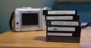 Cómo digitalicé mis viejas cintas de videocámara