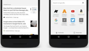 Cómo deshabilitar los artículos recomendados en Chrome [Android Guide]