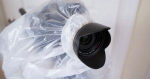 Proteja su cámara de la lluvia y la nieve por menos de 1€