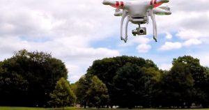 Cómo saber dónde no volar tu dron