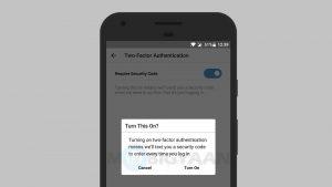 Instagram ahora admite aplicaciones de terceros para la autenticación de dos factores