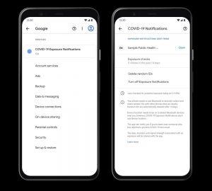Cómo deshabilitar el seguimiento de exposición COVID-19 en Android