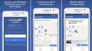 Facebook lanza la aplicación Express Wi-Fi para permitir que los usuarios de países en desarrollo se conecten a Internet rápido y asequible