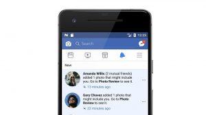 Los usuarios de Facebook ahora serán alertados cuando sean vistos en la foto de otra persona.