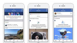 Facebook ahora te mostrará todos tus recuerdos en un solo lugar