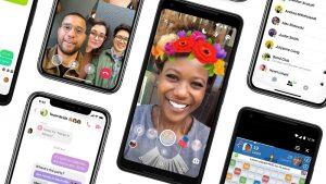 Facebook renueva Messenger con un diseño minimalista, pronto implementará el modo oscuro