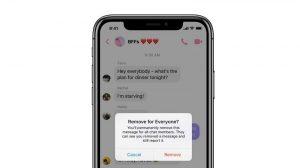 Facebook comienza a implementar la función 'No enviar' para los usuarios de Messenger