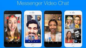 La última actualización trae reacciones animadas, filtros y más a los chats de video en Facebook Messenger
