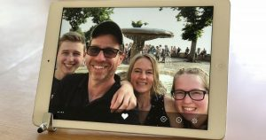 Convierte tu viejo iPad en un marco de fotos por 2€