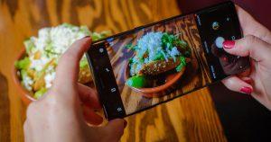 Conozca la increíble cámara dual del Galaxy Note 8