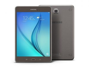 Galaxy Tab A 8.0 con 2 GB de RAM, Android Nougat, visto en GFXbench