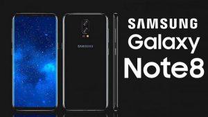Samsung Galaxy Note8 puede tener variantes de almacenamiento de 64 GB y 128 GB