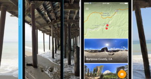 Capture panoramas de 360 ​​grados con Google Photo Sphere para iOS