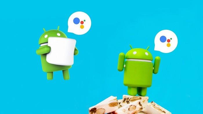 asistente de google android marshmallow-android-turrón