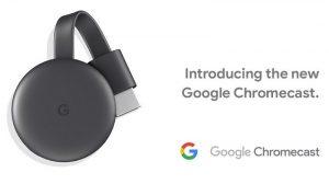 Google Chromecast 3 lanzado en India: precio, disponibilidad y ofertas