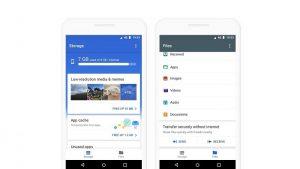 La aplicación de administrador de almacenamiento Files Go de Google sale de la versión beta, ahora disponible para todos los usuarios de Android