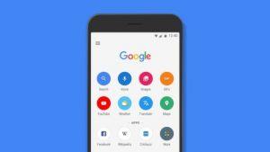 Google anuncia la aplicación de búsqueda Google Go para dispositivos de nivel de entrada con conexiones irregulares