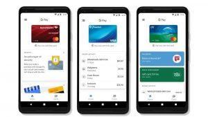 Google Pay comienza a reemplazar Android Pay, ahora disponible en Play Store