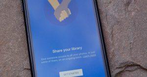 Cómo configurar una biblioteca compartida con Google Photos