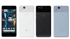 Los renders filtrados de Google Pixel 2 y Pixel 2 XL muestran altavoces frontales y un lanzador rediseñado